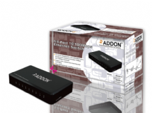 Addon SW08Pv4 8 Ports 10/100Mbps Ethernet Switch